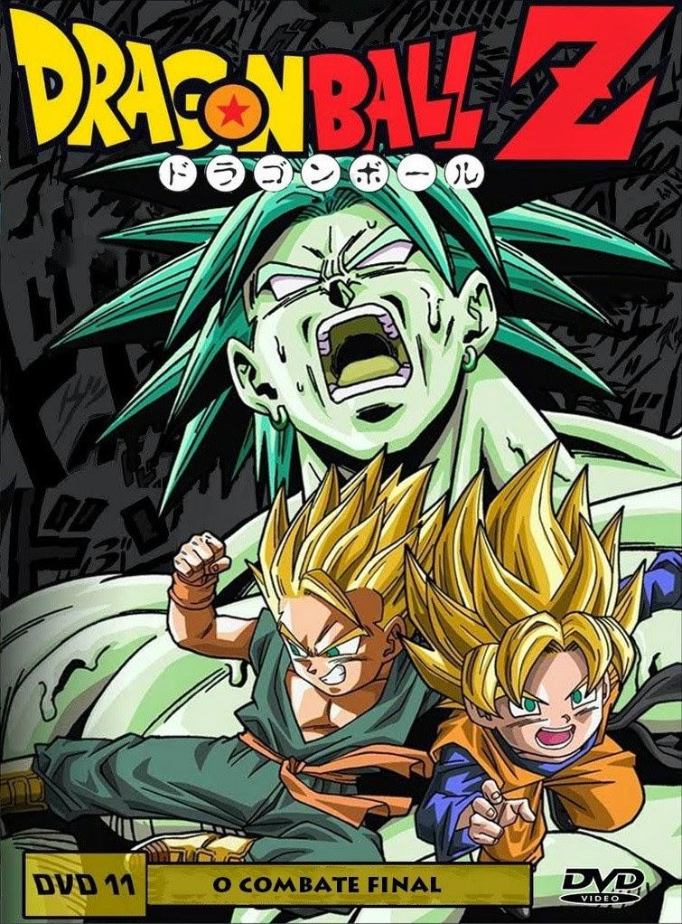 Dragon Ball Z: Filme 11 - O Combate Final - Bio-Broly