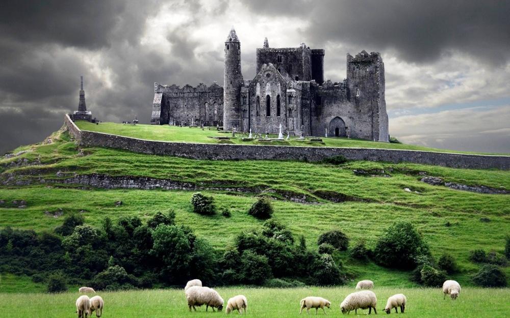I want to Ireland