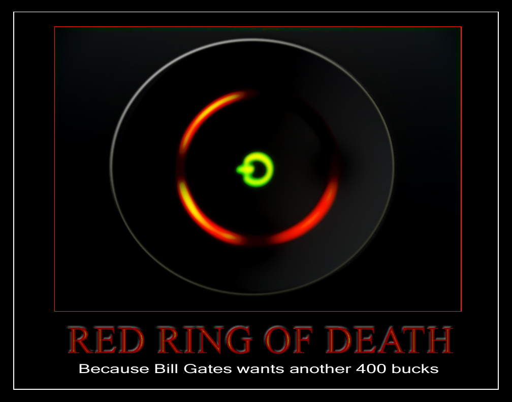Xbox  Red Ring Of Death  Light Fix