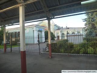 вокзал Выборга