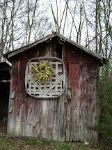 Old Tobacco Basket