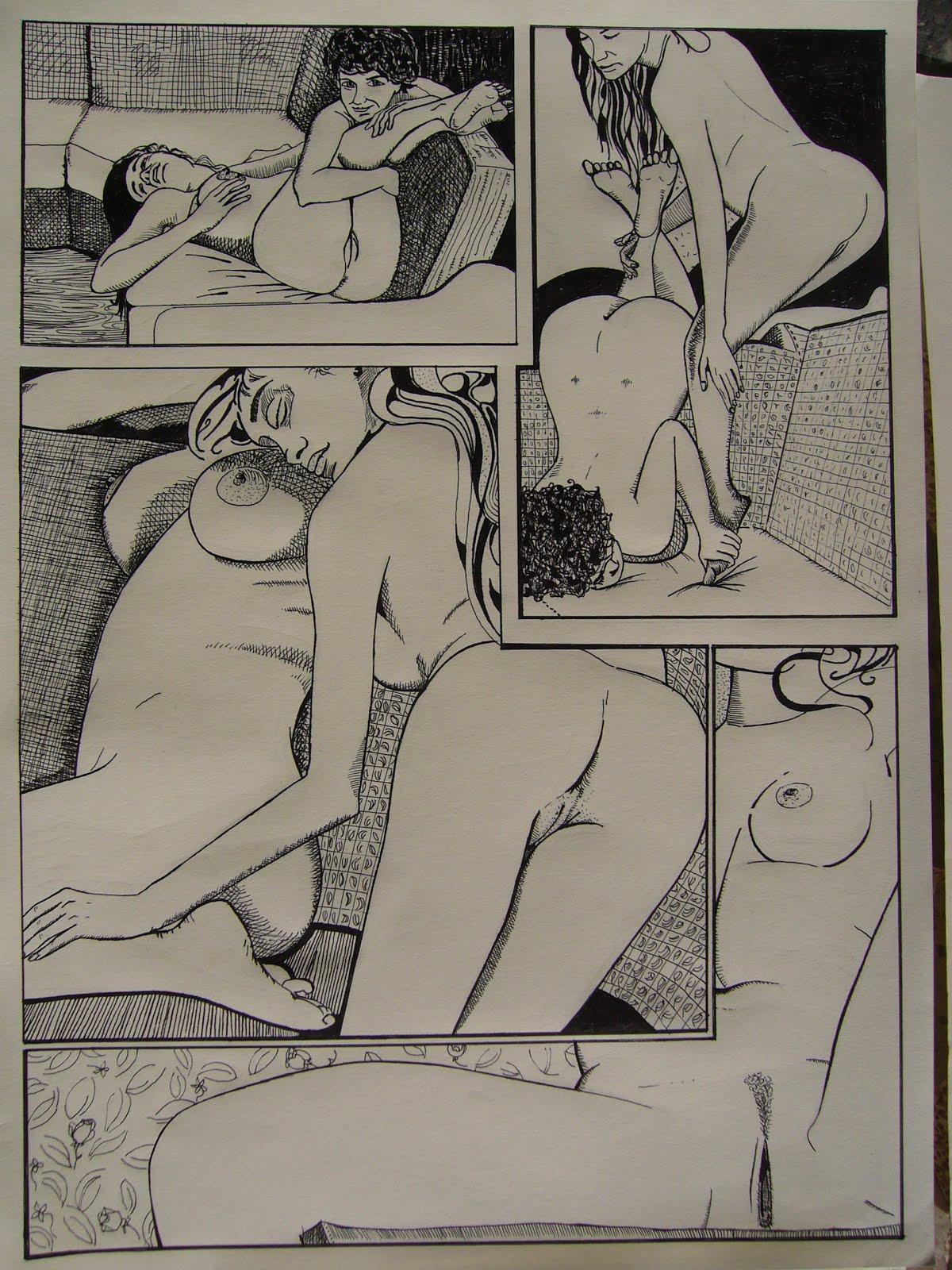 Comic erotico