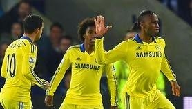 Leicester City vs Chelsea 1-3 Video Gol