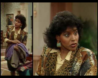 Cosby Show 80s sitcom fashion blog Huxtable Hotness Clair Phylicia Rashad