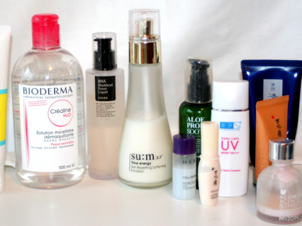 My Korean Skincare Routine