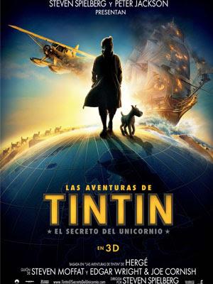 TINTIN TRILOGY