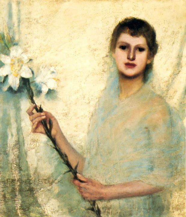 Franz Von Stuck 1863 -1928 | German Symbolist/Expressionist painter and sculptor