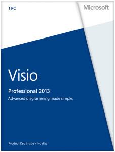 Microsoft Office Visio Professional 2013 Full Keygen
