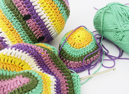 Crochet WIP