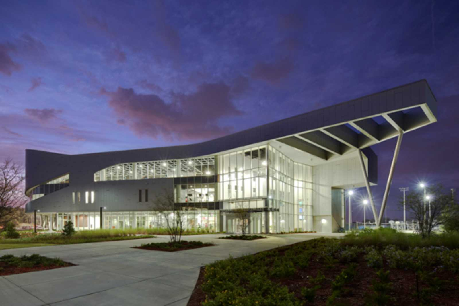 Unf student wellness complex by r evolution architecture for Architecture evolutive