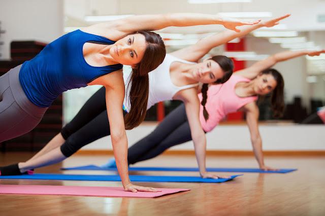 zajęcia z yogi
