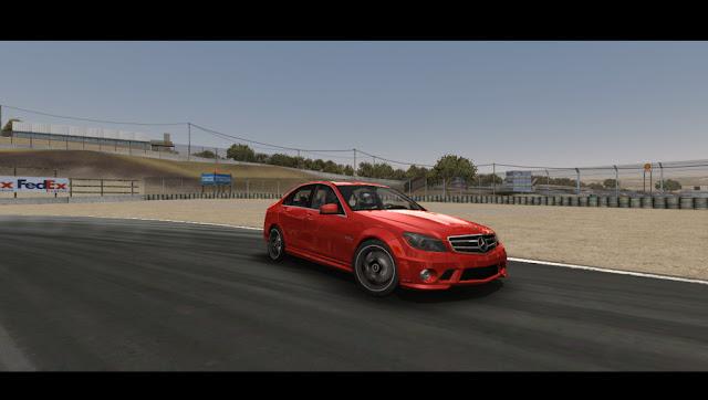 Mercedes inside