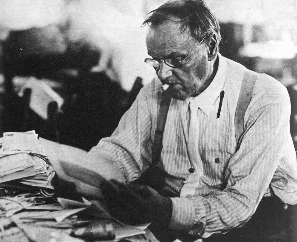 The Scopes Trial Documents and Essay Prompt