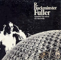 R Buckminster Fuller disco Speaks his mind on records