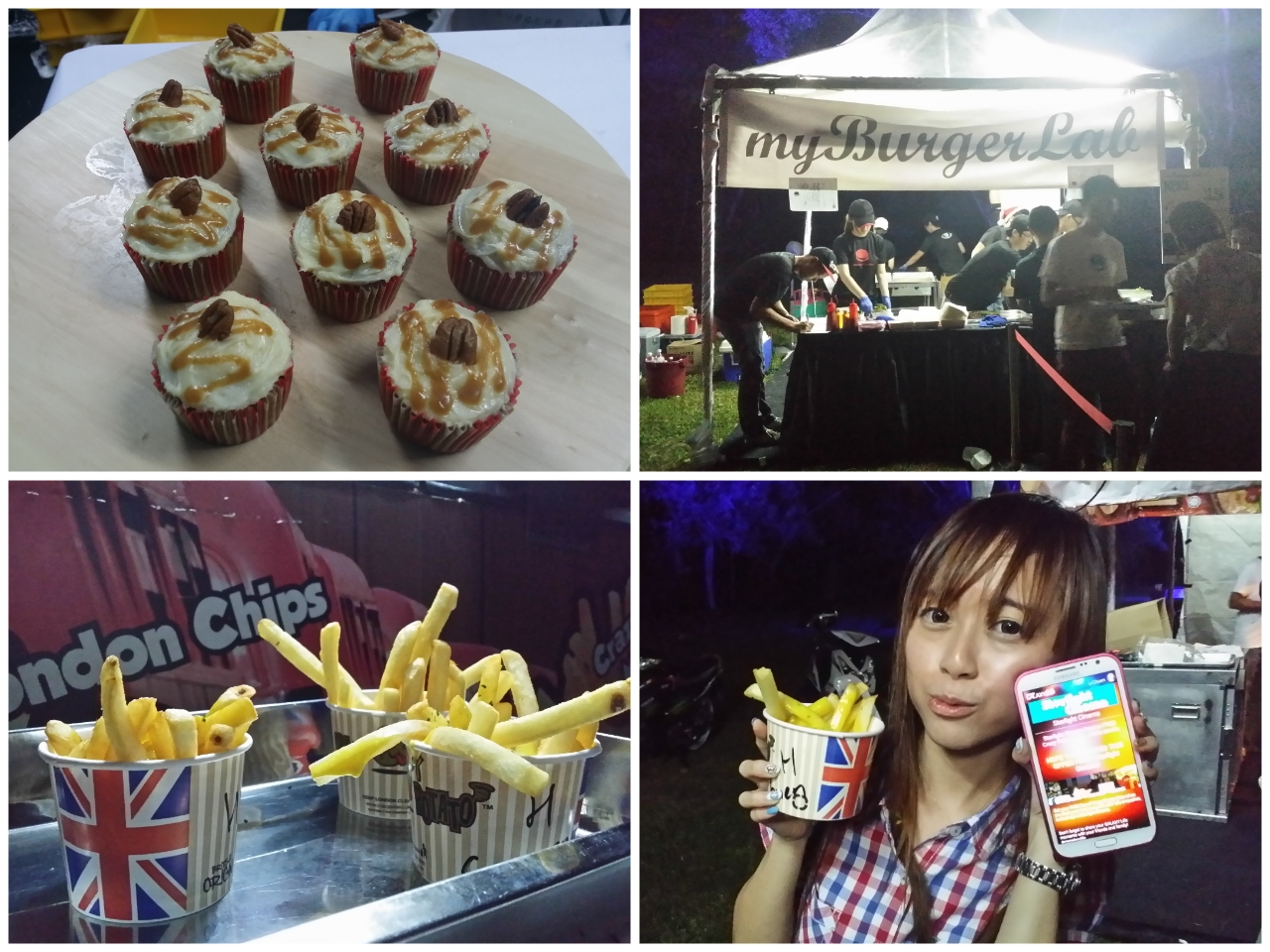 myBurgerLab and Crazy Potato at Starlight Cinema Malaysia