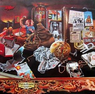 Frank Zappa - (1973) Overnite Sensation