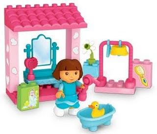 Dora Bath Time Set