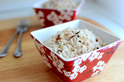 how to cook simple rice