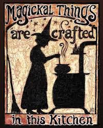 Magia na cozinha