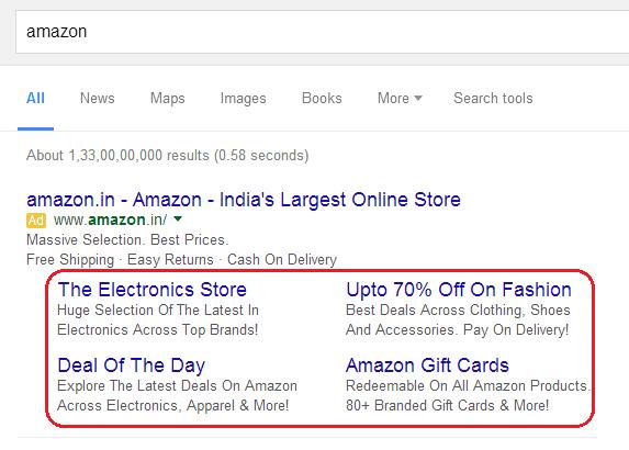 Google-Sitelinks-for-Branded-Keywords