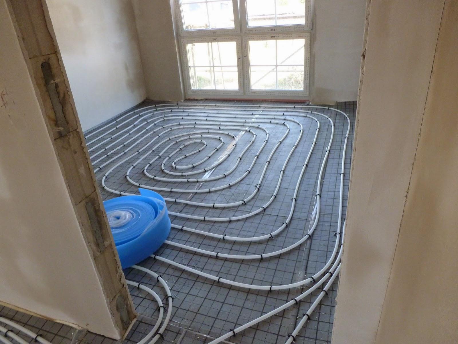 Fußbodenheizung Dämmung ~ M m bauen dämmung fußbodenheizung og