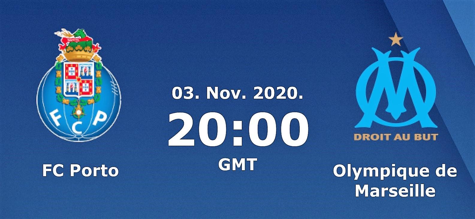 3 de novembro, 20h: Porto