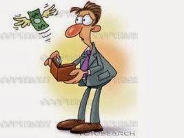 desempregado sem dinheiro