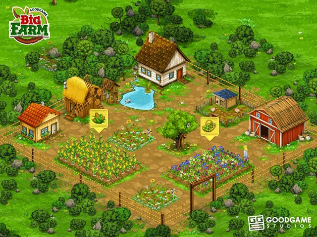 Free Download Games PC Big Farm