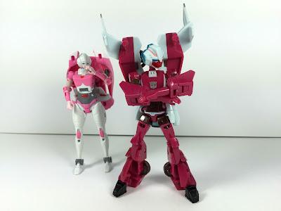 transformers animated arcee deluxe figure