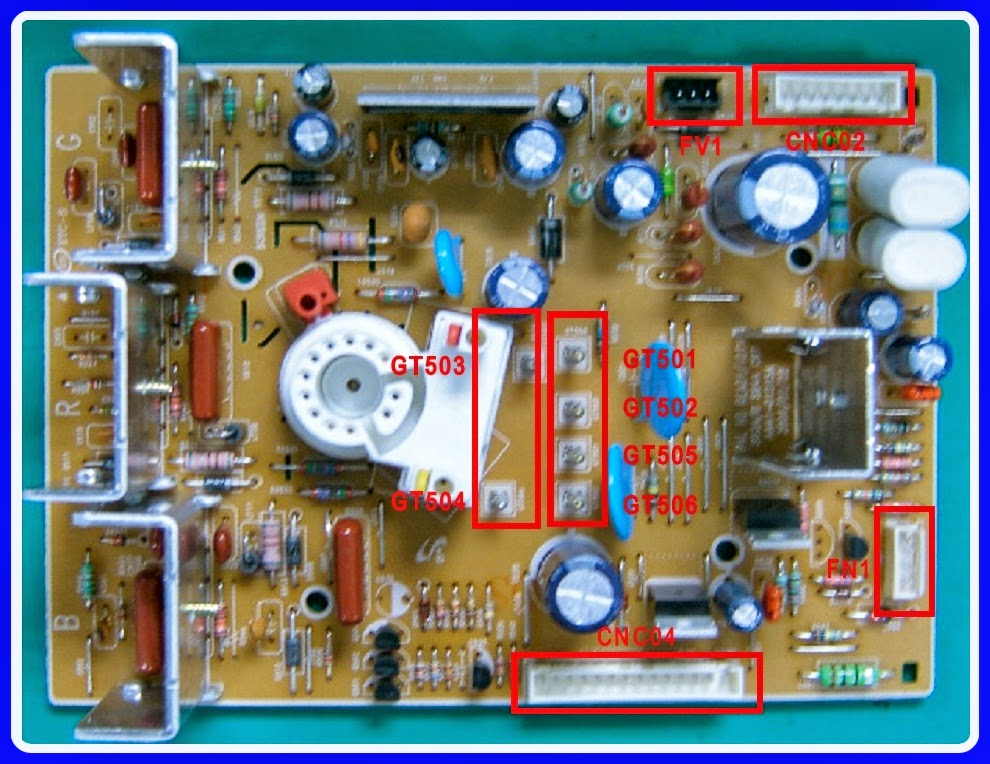 Electro help  SAMSUNG    CRT       TV   WS32Z30HPQ  SMPS  Power
