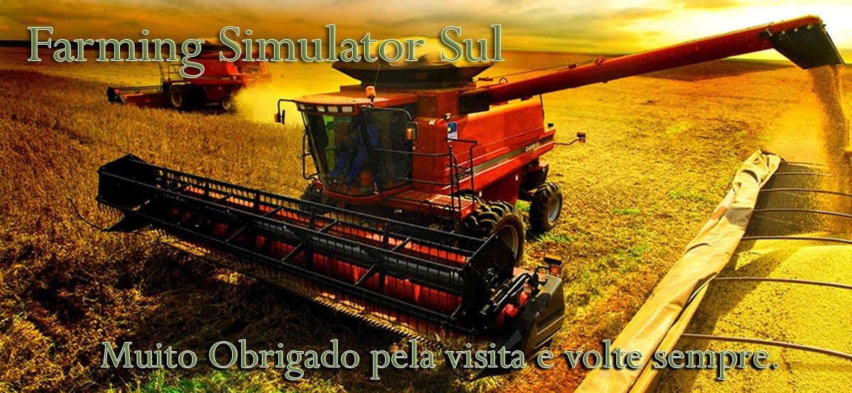 Toda a equipe do Farming Simulator Sul agradece sua visita !!!