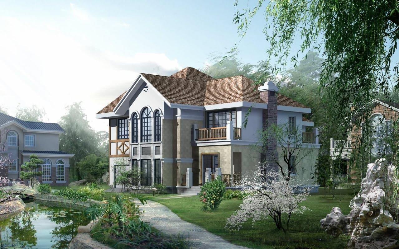 Fotos de casas im genes casas y fachadas fotos de casas for 3d wallpaper for home in nigeria