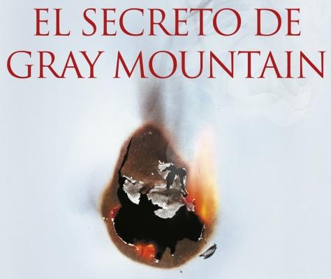 El secreto de Gray Mountain - Detalle de la portada
