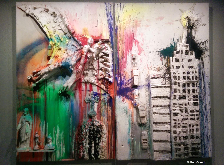 Niki de Sain-Phalle expo retropsective Grand Palais Paris