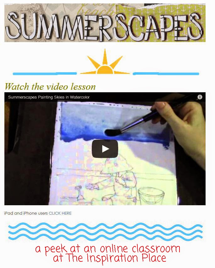 online art classes | how to paint with watercolors |  learn how at the inspiration place schulmanart.ning.com