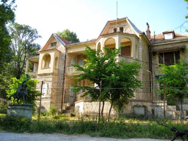 Ο διεθνούς φήμης αρχιτέκτονας Λουί Μπενέκ για την αποκατάσταση του κήπου στο Τατόι