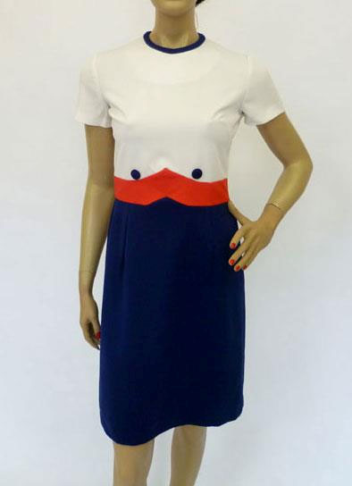 60s mod dress
