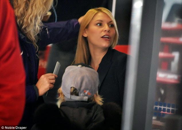 Homeland - Season 4 - Set Photos - 18th June 2014