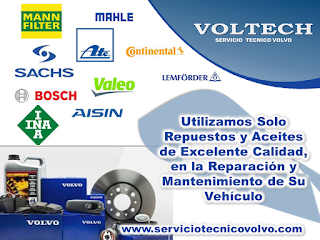Taller Volvo Especializado Bogota