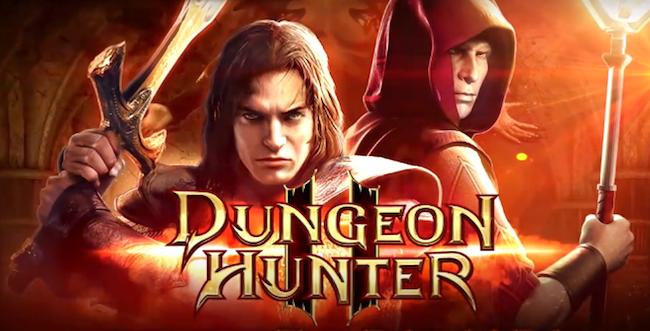 Dungeon Hunter 2 indir, android oyun, apk, download