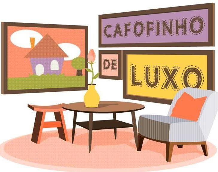 CAFOFINHO DE LUXO