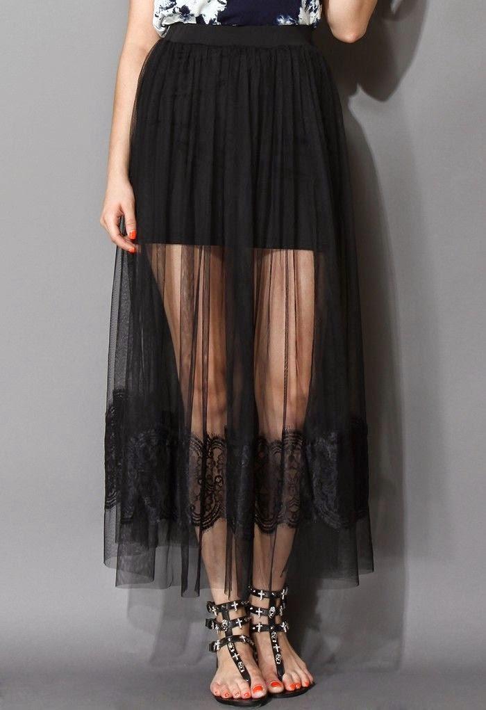 Dressmaking Fabrics, Fashionable Clothes, Pajama Dress, See Through Lace  Skirts, Emma