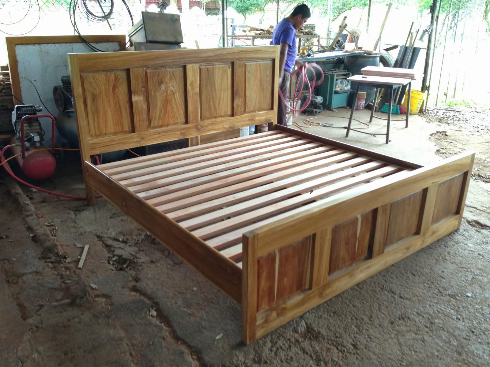 Muebles De Madera De Teca Interesting En Madera De Teca Con  # Muebles Teca Interior