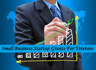 Small Business startup Grants For Veterans