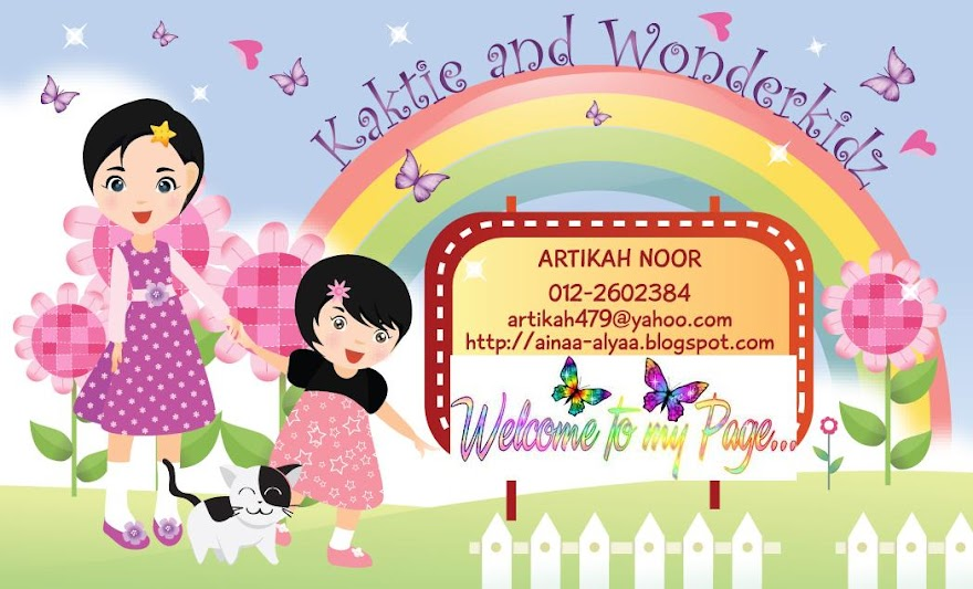 \^_^ Kaktie and Wonderkidz^_^/