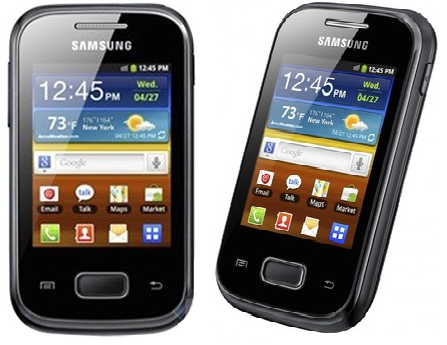 Cara Root Samsung Galaxy Pocket