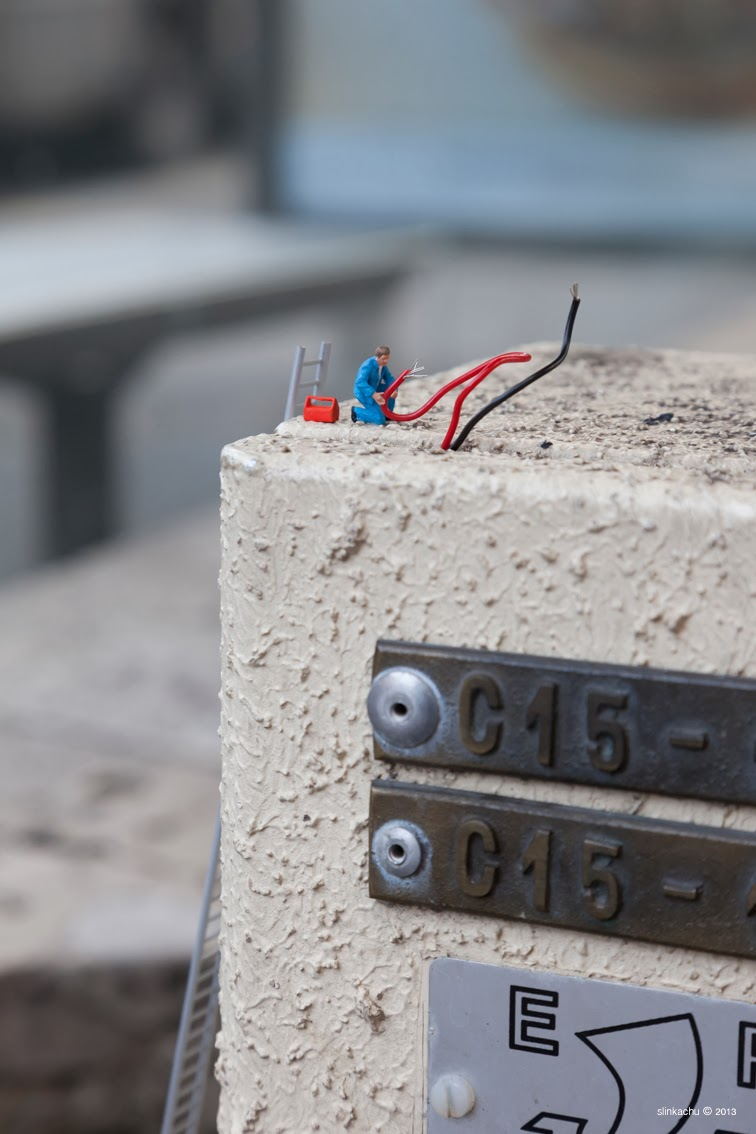 little people a tiny street art project why is it so hard to why is it so hard to a job electrician