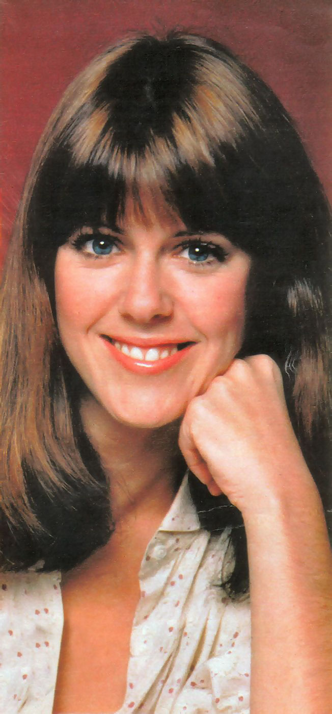 Pam Dawber Circa Late S Started Out As A Fashion Model And