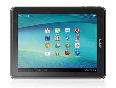 beberapa info mengenai Spesifikasi dan Harga Tablet Vandroid