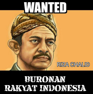 riza chalid buronan rakyat indonesia